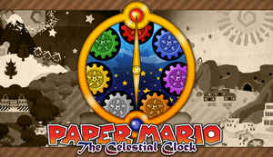 Paper Mario : The Celestial Clock (revamp) by Noctalaty