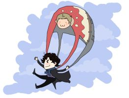 REICHENBACH FLOATS by Fruchi-Tazza