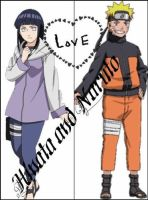 NAruto and hinata -Love- by SakamakiJustine