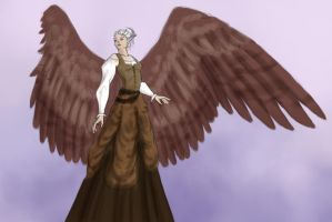 Sketch Commission - Ultiradiel by jocarra