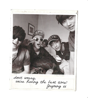 B1A4 Polaroid. by imbalancedme