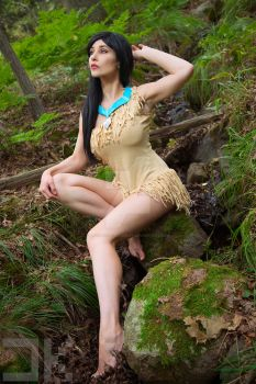 Pocahontas by LauraCraftCosplay