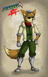 James McCloud +64 by RatchetJak