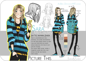 PT- Sara McCauley by Ai-Bee