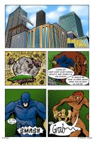 Defenders of the Gene, Page 1 by CoconutMikeNIke
