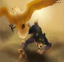 Hawk Hunters by skulldog