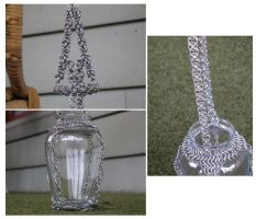 Hanging Jar by gnomeofmaille