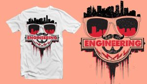 Engr shirt design by janmil000