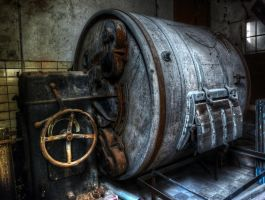Pug Mill HDR by Risen-From-The-Ruins