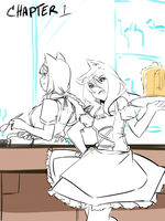 chapter 1 sketch by Rainbowshi
