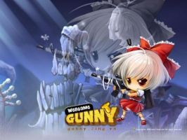 Gunny wallpaper by GunnyKiller