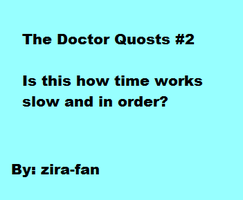 The 11th Doctor quote # 2 by zira-fan