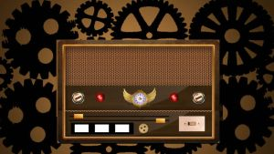 Steampunk animation screen teleport by redcatmoonlight