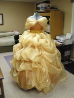 Belle Dress 2.0 WIP by Durnesque