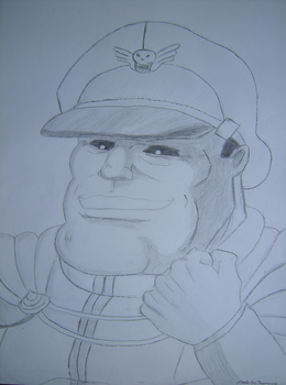 M. Bison by Thammarong