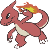 005. Charmeleon by HappyCrumble