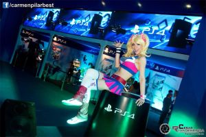 Playstation 4 Juliet by DarkTifaStrife