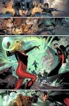 Fantastic Four color test 2 by toonfed