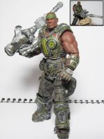 Gears of War 3 Augustus Cole. by Lugnut1995