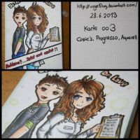 Card oo3 by Moqie