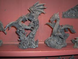 Dragons by Geak-of-Nature