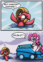 [Comic] Breaking the Ice by Rambopvp