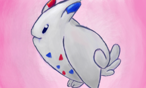 Pokeddexy day 5 - favourite fairy type by Quacksquared