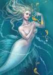 Mermaid by Svelien
