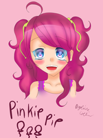Pinkie Pie by Awesome-Vivi