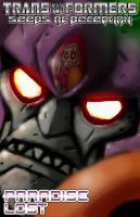 Paradise Lost cover Galvatron by Tf-SeedsOfDeception
