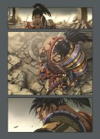 Soul Calibur IV Premium pg2 by UdonCrew