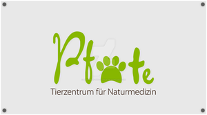 Pfote Logo by remember-the-silence