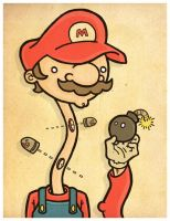 Mario by KennethBotsfordJr