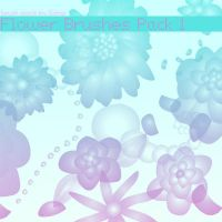 Flower Brush Pack by Eddie by zylair