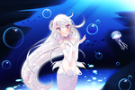 Bluemist-vale : Glittering Mermaid by Reveia