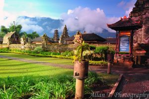 Bedugul in the morning by FirstMeasure