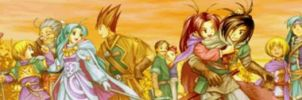 Golden Sun The Lost Age Group by linkpogo