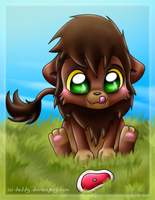 chibi Kovu by Isi-Daddy