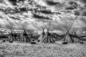 Home Of The Spirits by Bazz-photography