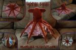 Vampire Squid Plush by Meowchee