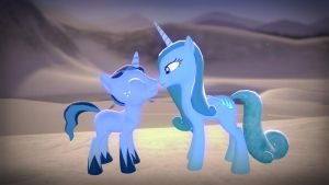 Glace and Icepony Gmod model pack by Snowflakelicious
