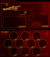 Helghast Interface PS Vita Theme by ropa-to