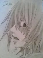 old one. Death Note. Mello by IRisaI