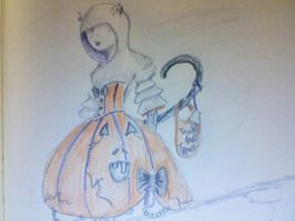 Trick and Treat by Lovely-Madness-13
