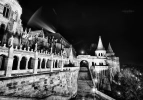 Fisherman's Bastion HDR 02 by Creative--Dragon