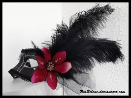 'Night Lady' side by NesSelene