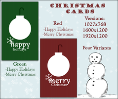 Christmas Cards by SeanFletcher
