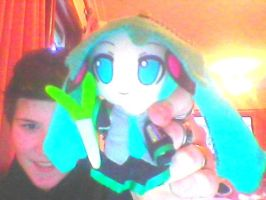 Miku obtained. by FredrickTheCreeper