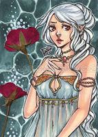 aceo - ruby frost by demon-rae