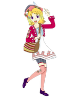 Harvest Moon Grand Bazaar - Gretel by Kagami-Usagi